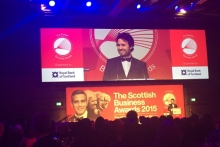 Skyscanner crowned Scottish Company of the Year