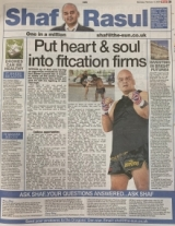 Put heart and soul into fitcation firms