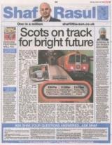 Scots on track for bright future