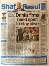 Drink firms need spirit to stay alive