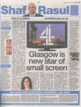 Glasgow is new star of small screen