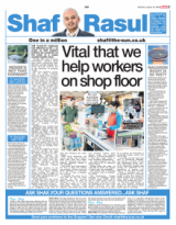 Vital that we help workers on shop floor