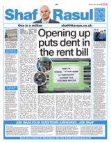 Opening up puts dent in the Rent Bill