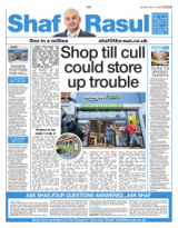 Shop till cull could store up trouble