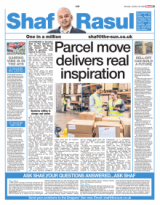 Parcel move delivers real inspiration