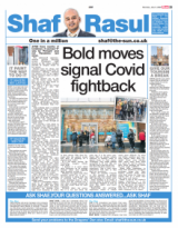 Bold moves signal covid fightback