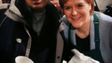 Social Bite CEO Sleepout - Breakfast With Nicola Sturgeon.
