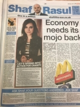 Economy needs its mojo back
