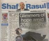 Glimmers of hope amid 2018 gloom