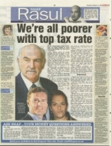 We're all the poorer with top tax rate