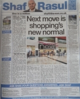 Next move is shoppings new normal