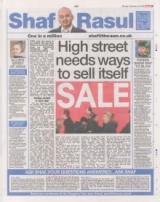 High street needs ways to sell itself