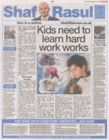 Kids need to learn hard work works