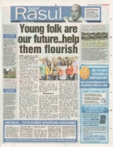 Young folk ar our future..help them flourish
