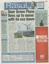 Dear Green Place lives up to name with its eco boom