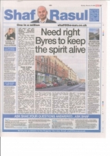 Need right Byres to keep the spirit alive.