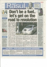 Dont be a fuel lets get on the road to Revolution.