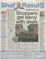 Shoppers Get Savvy With Deals