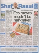 Eco Moves musnt be half baked