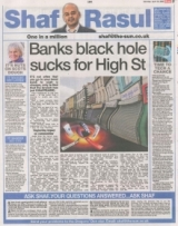 Banks black hole sucks for the high street