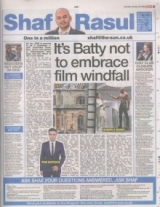 Its Batty not to embrace film windfall