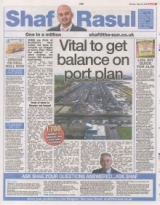 Vital to get balance on port plan