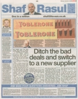 Ditch The Bad Deals & Switch to A New Supplier