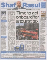 Time to get onboard for a tourist tax