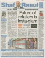 Future of retailers is Insta-Glam