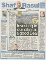 Investing in our cities is a good deal.