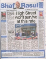 High street wont survive at this rate