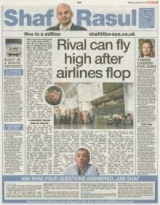 Rivals can fly high after airlines flop.
