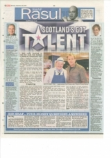 Scotland's got talent